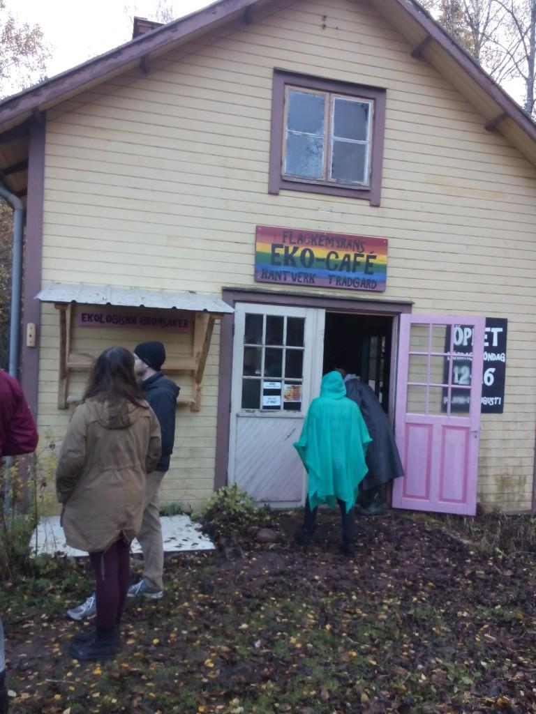 Fläckemyrans Eko-Café